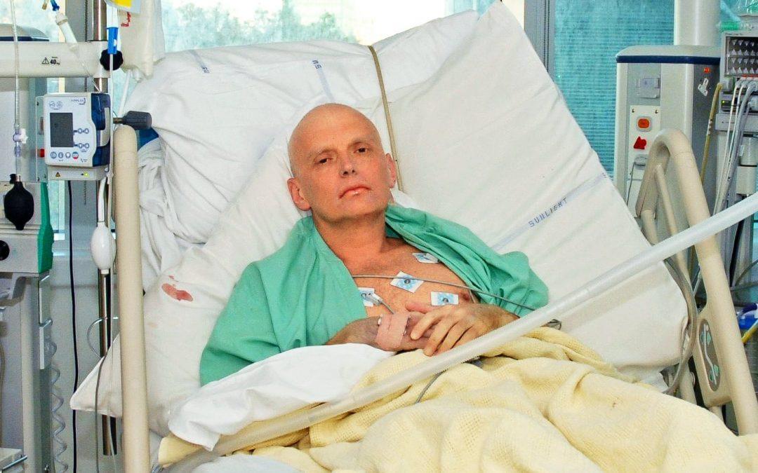 Radioactive Tea: The Murder of Alexander Litvinenko